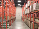EiKO Calgary warehouse